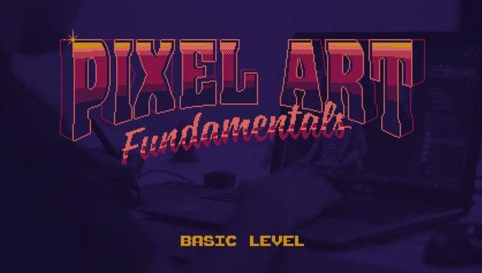 Pixel Art Fundamentals – Create Pixel Art