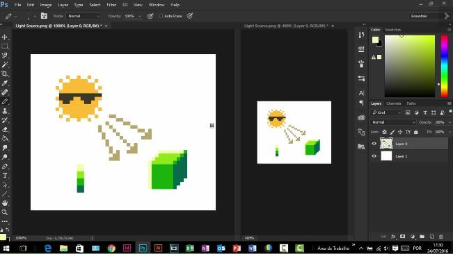 Pixel Art Fundamentals