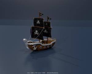 3D Modelling Maya Rendered