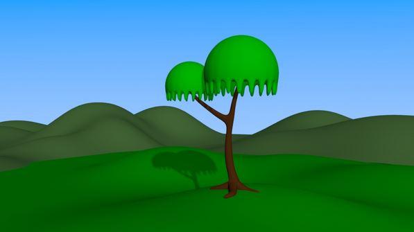 My Maya Tree